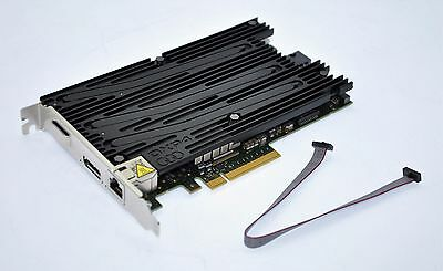 AMULET HOTKEY DXP4 PCoIP PCIe Remote Workstation Card With GPU CA-DXP4-0007