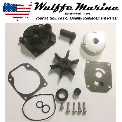 Water Pump Impeller Kit Johnson Evinrude 60 65 70 75 Hp 18-3389 438957 432955