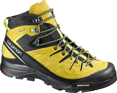 Salomon X Alp Mid LTR GTX Mens Mountaineering Boots