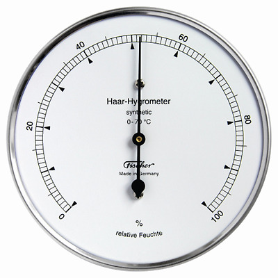 Haarhygrometer Fischer synthetic