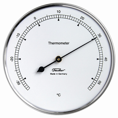 Fischer Thermometer Made in Germany