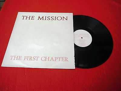 """The Mission"""" The First Chapter"""" Test Played, Rock Gothic, Ex !!"""