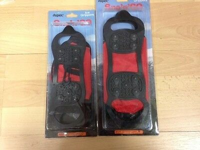 Aspex  Sno'n'Go ice grippers