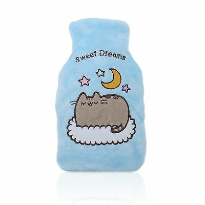 NEW Pusheen The Cat Quality Soft Plush Hot Water Bottle