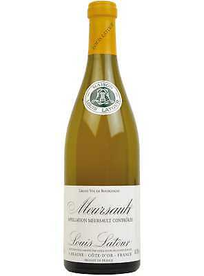 Louis Latour Meursault White Wine - 1x75cl