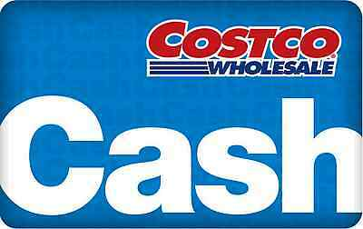 $75,LOT of 3 * $25 Costco Cash Card ~NO Membership Required