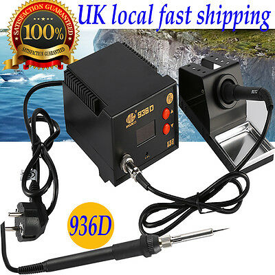 New 936D 60W Esd Led Display Constant Temperature Iron Soldering Station Welding