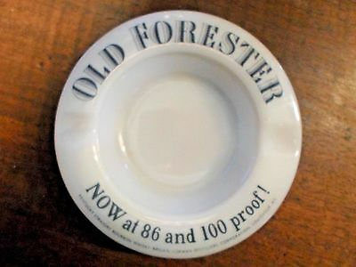 Old Forester Kentucky Straight Whisky Ashtray