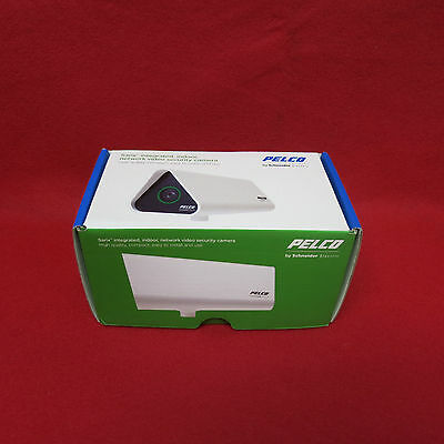 (NEW) Pelco IL 10 BA Sarix Integrated Indoor Network Video Security Camera