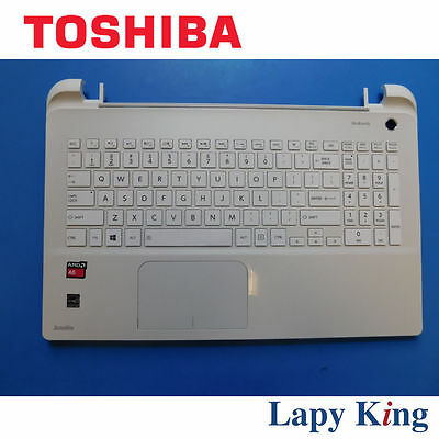 PSKULA-01900V Toshiba Satellite L50 Keyboard w/ Top Cover Genuine Part A0002964