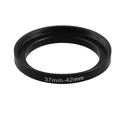 Camera Repairing 37mm-42mm Metal Step Up Filter Ring Adapter