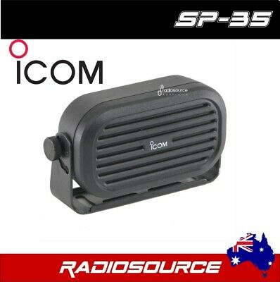 Icom Extension Sp-35 Speaker New Suits Uniden Gme Icom Sp35 Uhf Cb 4Wd 4X4 Truck
