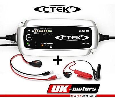 CTEK MXS10 MXS 10 Charger 12V Reconditionierung Loading Support