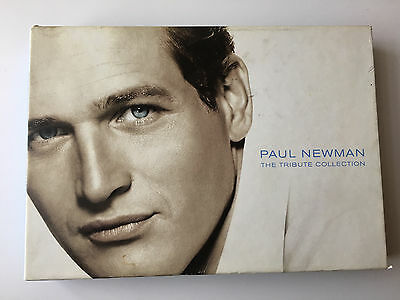 Paul Newman - The Tribute Collection (DVD, 2009, 17-Disc Set)