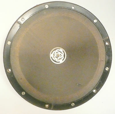 "vintage* ATWATER-KENT 509 TUNE-O-MATIC:  Working 11"" FIELD COIL SPEAKER 550 ohms"