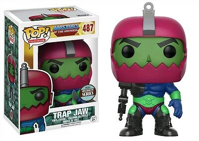 Masters of the Universe - Trapjaw Specialty Store Exclusive Pop! Vinyl-FUN14327