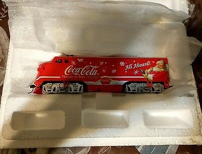 Hawthorne village Coca Cola train through the years express
