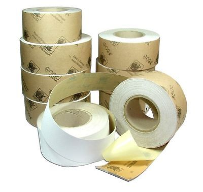 70 mm x 5 metre x 120 grit INDASA Adhesive Backed Roll