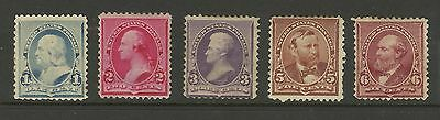 USA 1890 Very Early American US LMM Collectible Stamps Great Colour & Condition