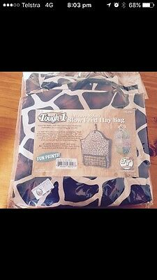 Tough 1 Slow feed hay bag - New
