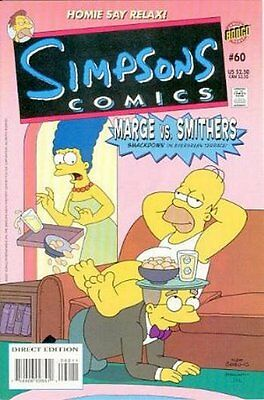 Simpsons Comics #  60 Near Mint (NM) Bongo Comics MODERN AGE