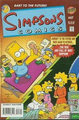 Simpsons Comics #  47 Near Mint (NM) Bongo Comics MODERN AGE