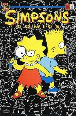 Simpsons Comics #   3 (NrMnt Minus-) (NM-) Bongo Comics AMERICAN