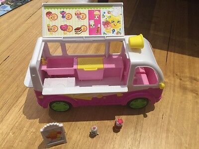 Shopkins Scoops Ice Cream Truck - Free Express Post