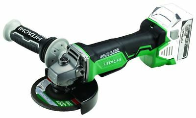 HITACHI G18 DBAL 18V Brushless Angle Grinder BODY ONLY