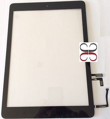 Vetro Touch screen Schermo Display usato orig per iPad Air 1 A1474 A1475 A1476