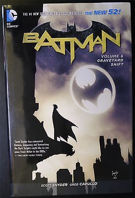 DC Graphic Hardback: Batman Volume 6: Graveyard Shift #