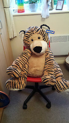 New Large Teddy Bear 80-100 cm (unwanted gift)