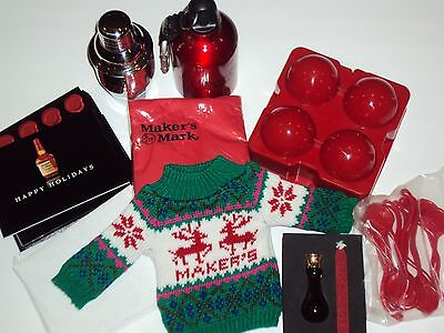 Makers Mark collection-Gift and Ambassador items-Lot of 8