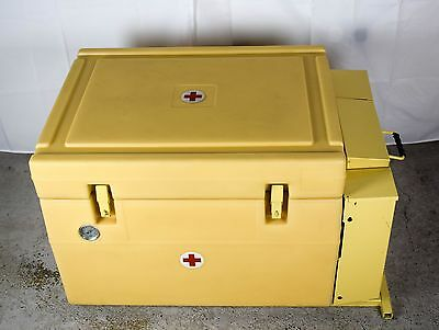 Dometic RCB42P Blood Bank Refrigerator - Transport Box - British Army - Military