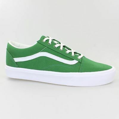 VANS HERREN SCHUHE Old Skool Juniper Green Lite Canvas Grün
