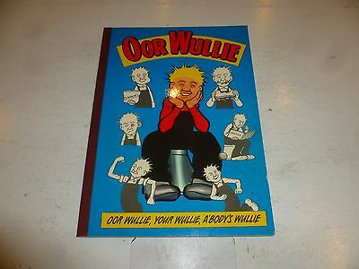 Oor Wullie Annual - Year 1994 - UK Annual - (Price Ticket Intact)