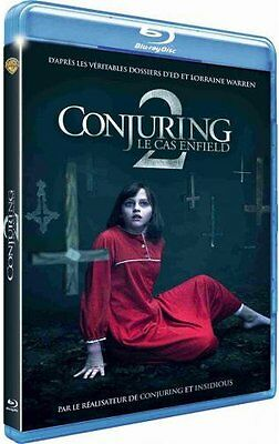 Conjuring 2 Blu Ray Neuf Sous Blister