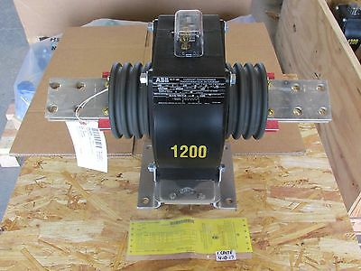 +New Abb Kit-60 Instrument Current Transformer 1200A To 5A   Ratio: 240-1