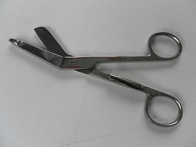 "Dressing Nurse Surgical Lister Bandage Scissors 5½"" with Clip q2010cl"