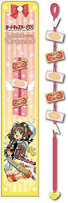 Card Captor Sakura Lace Bracelet Crow Card & Sakura Card Japan import