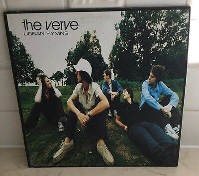 "The Verve - Urban Hymns - 2x12"" Vinyl Album - Rock"