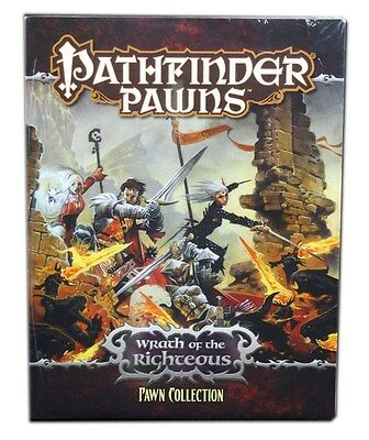 Paizo, Pathfinder Roleplaying Game, Wrath of the Righetous collection, New