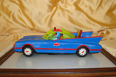 Batmobile mit Mystery Action  ASC Made in Japan