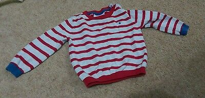 Little White Company Baby Boy Jumper 6-9 Months