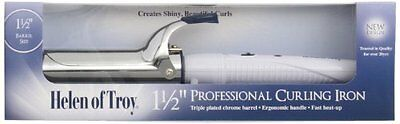 Bestselling Curling Iron With High and Low Heat Settings & Cool Tip - White