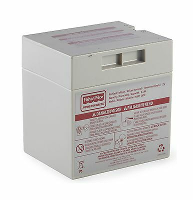 Fisher-Price 12-volt Battery Base Standard Packaging