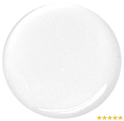 """HipGirl 1"""" Clear Craft Bottle Caps Epoxy Dots Stickers for Hair Bows, Pendants"""