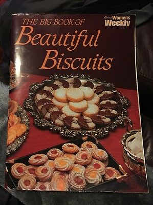 The Australian Womens Weekly Cookbook - The Big Book Of Beautiful Biscuits
