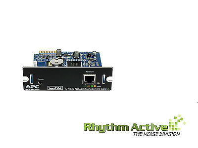 Apc Ap9630 Network Management Card 2 Em Ups Smart Slot Interface Ethernet Input