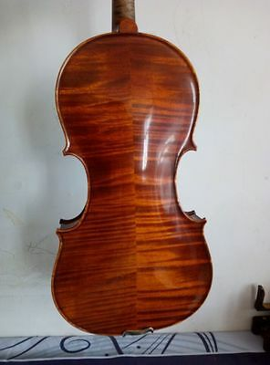 "Master viola 16"" Amati model full hand made flamed maple back side spruce top"